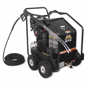 Mi-T-M Corp 2400 PSI@ 2.4 GPM Hot Water Pressure Washer