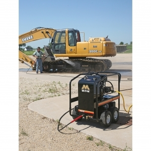 Mi-T-M Corp 3500 PSI @ 3.3 GPM Hot Water Pressure Washer