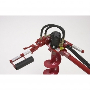 Little Beaver Hydraulic 1-Man Handle,  150 RPM.