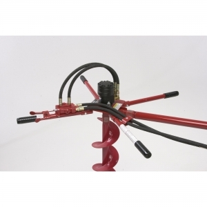 Little Beaver Hydraulic 2-Man Handle, 150RPM.