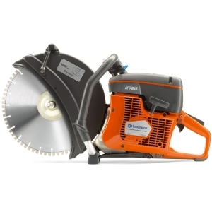 Husqvarna K760 Power Cut OFF SAW