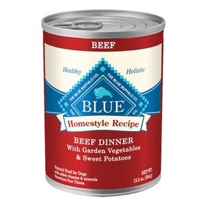Homestyle Recipe® Beef Dinner Canned Dog Food