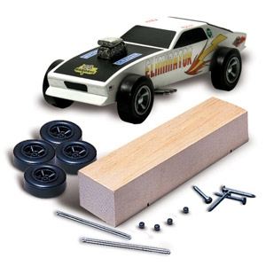PineCar® Racer® Basic Car Kit