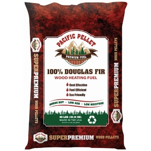 Pacific Pellet Fire Wood Pellets