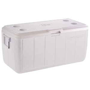 Coleman, 3000000185 120 Quart White Cooler