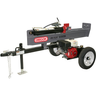 *NEW* 28-Ton OREGON Log Splitter, 9.5 hp Kohler