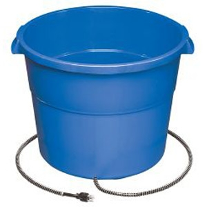 Miller Manufacturing Company 16 Gallon Heated Bucket