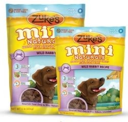Zuke's Mini Natural's New Zealand Rabbit, 6 Oz