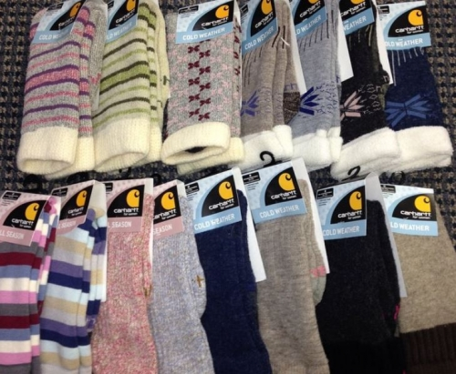 Ladies Carhartt Socks