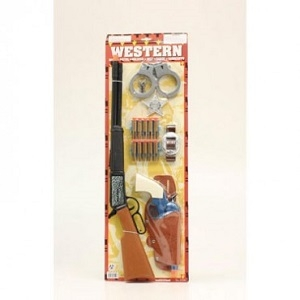 M&F Toy Gun Set