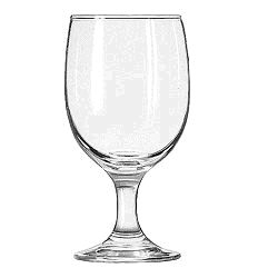 Water Goblets, Crate of 25