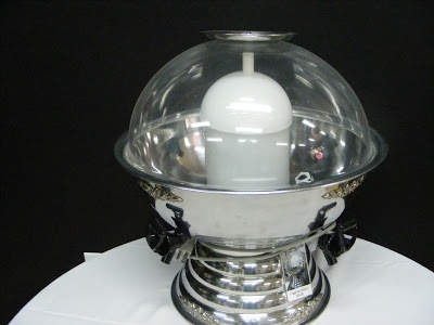 Fountain, Dome/Punch Bowl Style, 3 Gallon