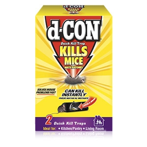 d-CON® Quick Kill Glue Trap™