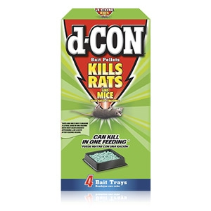 d-CON® Bait Pellets for Rats