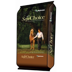 Nutrena SafeChoice Horse Feed