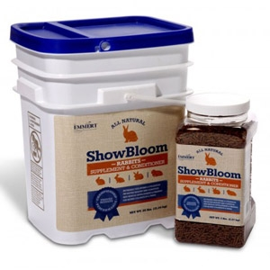 ShowBloom Rabbits Supplement and Conditioner