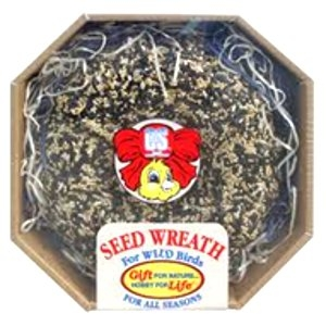 C&S Wild Bird Seed Wreath