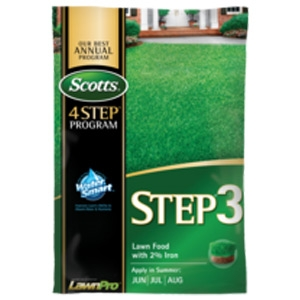 Scotts Miracle-Gro Step 3 Lawn Food Fertilizer with 2% Iron