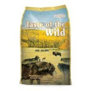 Tastes of the Wild High Prarie Canine Formula