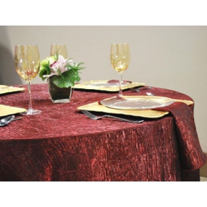 Crush Table Linen