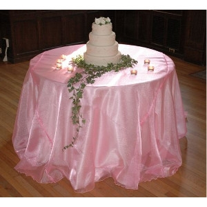 Organza Table Linen