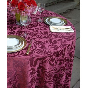 Empress Demask Table Linen
