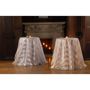 Eternity Stripe Table Linen