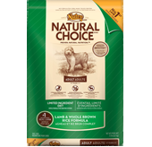 Nutro Natural Choice Dog LID Lamb/Brown Rice 15#