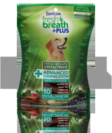 Fresh Breath Plus Treats- Advanced Cleaning System (Large)