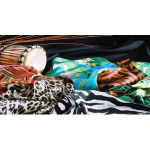 African Collection Table Linen