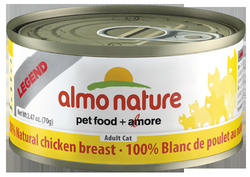 100% Natural Chicken Breast Wet Cat Food