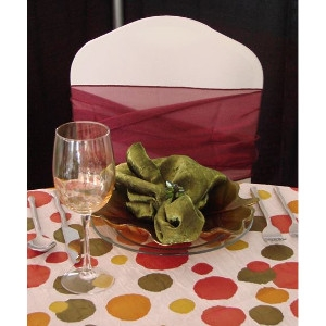 Magic Dot Table Linen