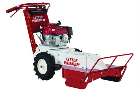 Little Wonder Self Propelled Brush Hog
