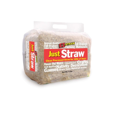 Rhino Seed & Landscape Supply's Ez-Straw - Just Straw