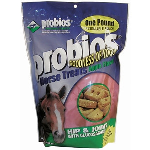Probios® Apple Flavored Hip & Joint Horse Treats