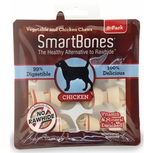 Pet Matrix™ SmartBones 8-pack Mini Chicken Chews