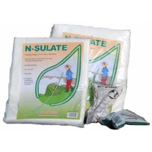 N-Sulate Frost Blanket - Down to Earth Protection