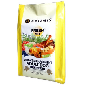 Artemis Weight Management Adult Dog Food