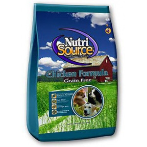 Nutri Source Chicken Formula Grain Free Dog Food