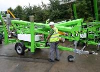 NiftyLift TM50 Boom Lift