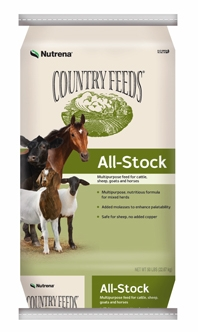 Nutrena® Country Feeds® All-Stock Feed