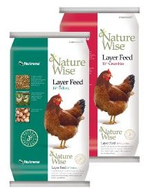 Nutrena® NatureWise® Layer 16% Feed