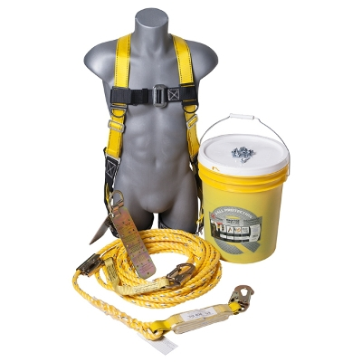 Bucket of Safe-Tie Hook Kit