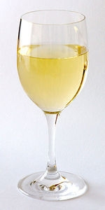 8oz White Wine Glass
