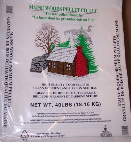 Wood Pellets Bedding-40 lbs