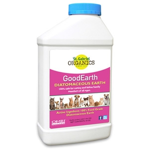 St. Gabriel Organics Goodearth Food Grade Diatomaceous Earth