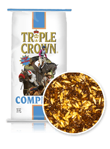 Triple Crown Complete Horse Feed-50 lbs