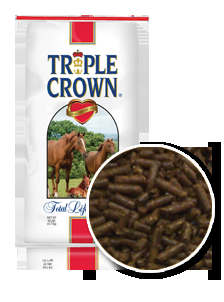 Triple Crown Total Lifetime Care Horse Feed-50 lbs