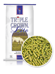 Triple Crown Lite Horse Feed-50 lbs