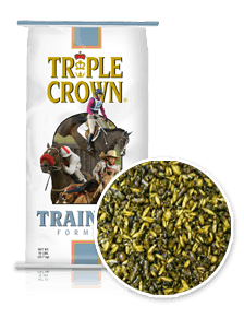 Triple Crown Training Formula Horse Feed-50 lbs